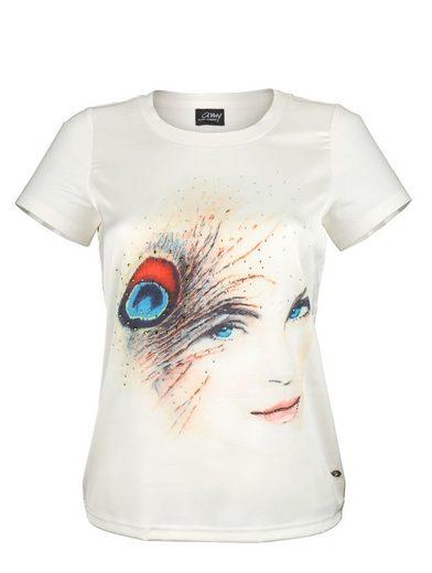 Amy Vermont Shirt mit platziertem Druck