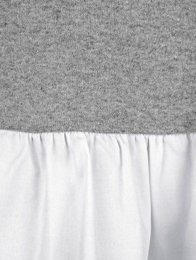 Amy Vermont Sweatshirt With Metallised Yarn