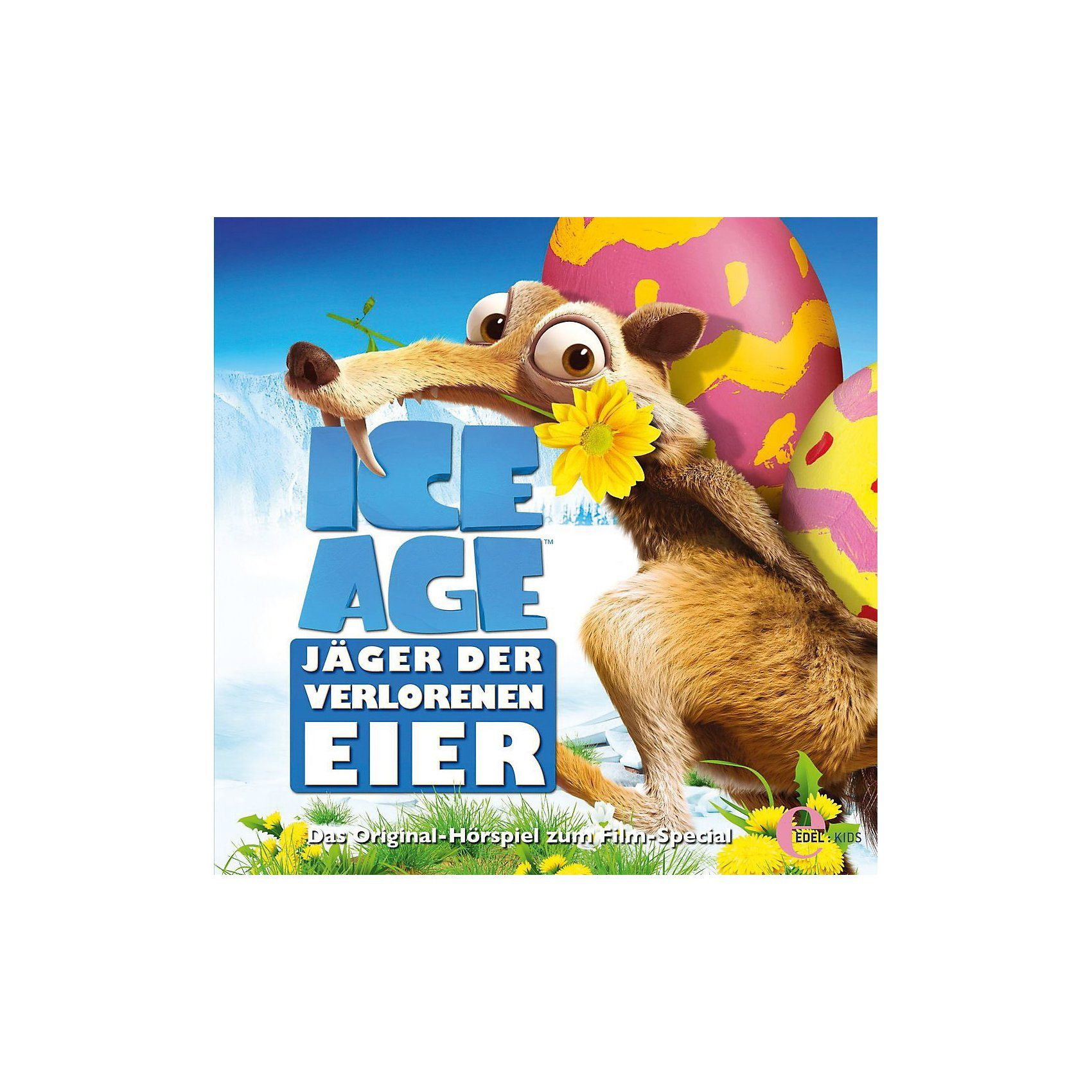 Edel CD Ice Age - Jäger der verlorenen Eier - Osterspecial (Origi