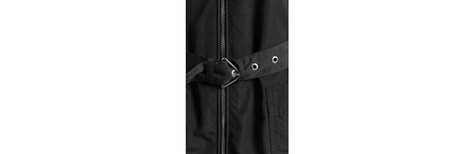 Finn Flare Regenmantel mit asymmetrischer Form Großer Verkauf Zum Verkauf sw4W9dJOK
