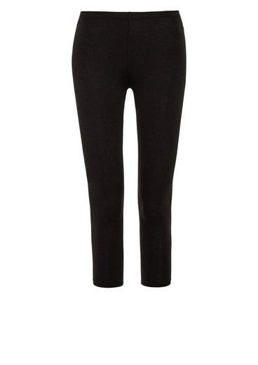 s.Oliver RED LABEL Leggings in Capri-Länge