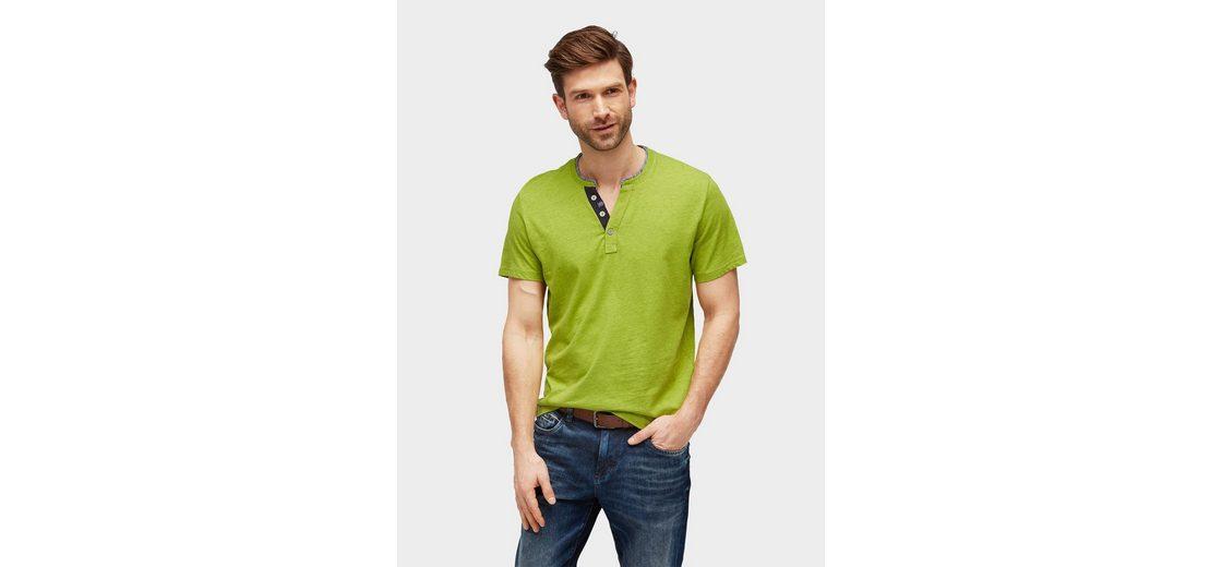 Freies Verschiffen Auslass Tom Tailor T-Shirt T-Shirt in Melange-Optik Am Billigsten Niedriger Versand Günstig Online Verkauf Neuer Auslass Geniue Fachhändler EiN6L