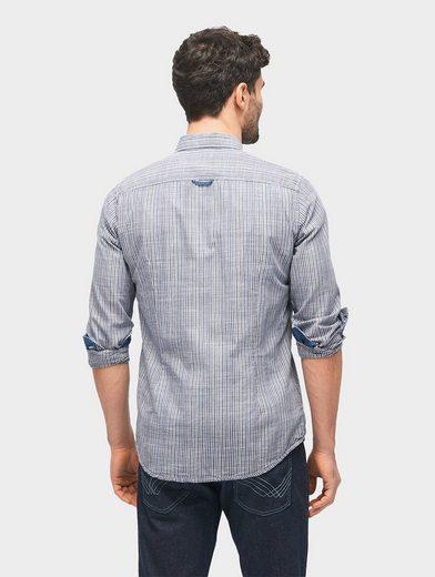 Tom Tailor Shirt Striped Shirt