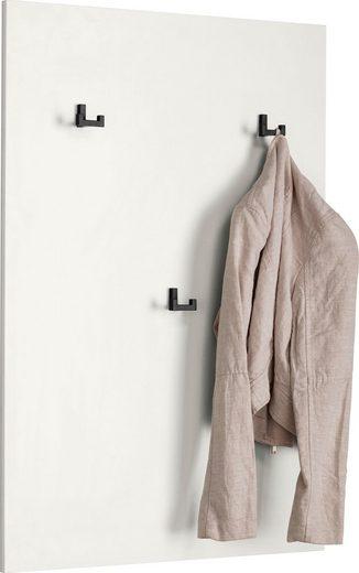 OTTO products Garderobenpaneel »Maara«, Breite 68,5 cm, Metallhaken