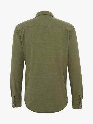 Tom Tailor Hemd Utility-Shirt mit Taschen