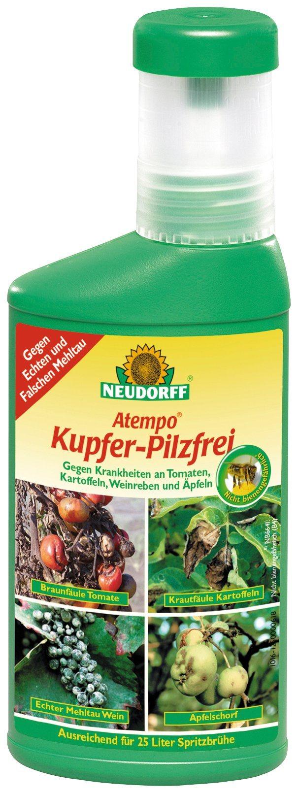 NEUDORFF Pflanzenschutz »Atempo Kupfer-Pilzfrei« | Garten > Pflanzen > Pflanzkästen | Neudorff