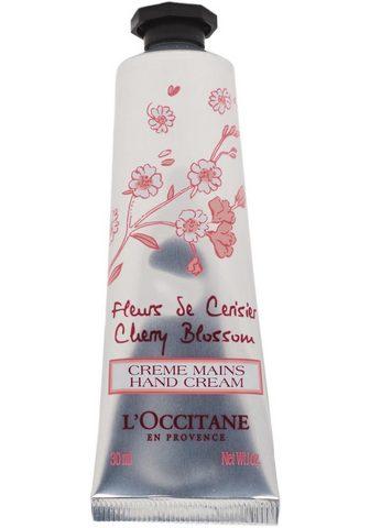 """Handcreme """"Fleur de Cerisier крем..."""