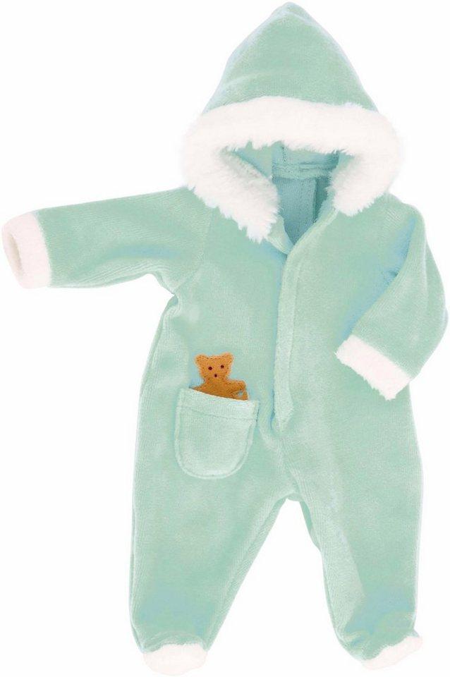 Käthe Kruse Puppenbekleidung, Größe ca. 30-33 cm,  Overall Mint  online kaufen