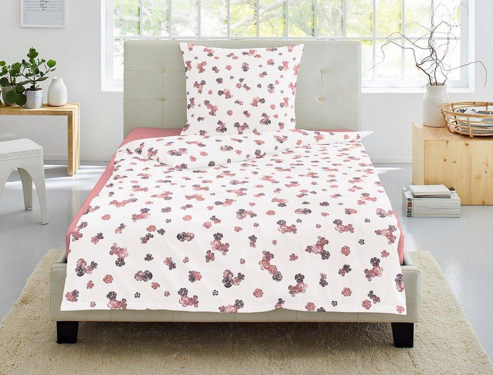 bettw sche luna irisette mit kleinen blumen otto. Black Bedroom Furniture Sets. Home Design Ideas