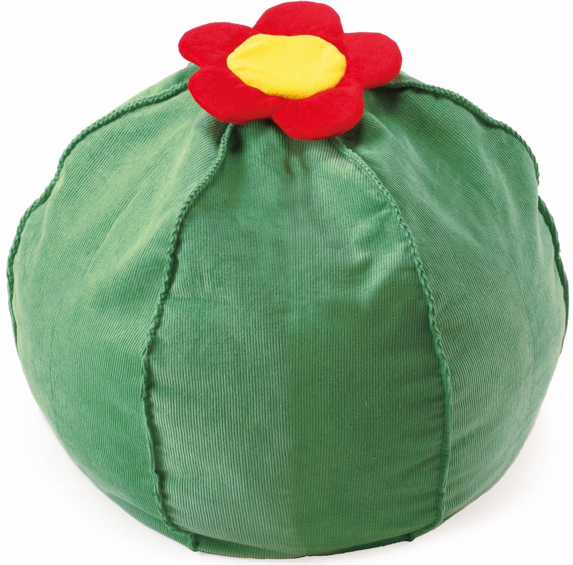 Käthe Kruse Sitzsack, »Kaktus grün«
