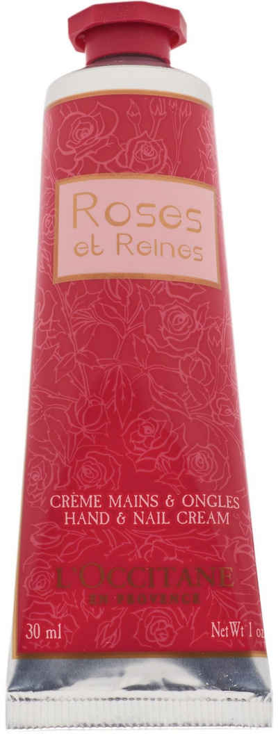 L'OCCITANE Handcreme »Roses et Reines Crème Mains & Ongles«