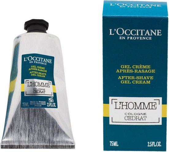 L'OCCITANE After-Shave »Cologne Cedrat Gel Crème Après-Rasage«