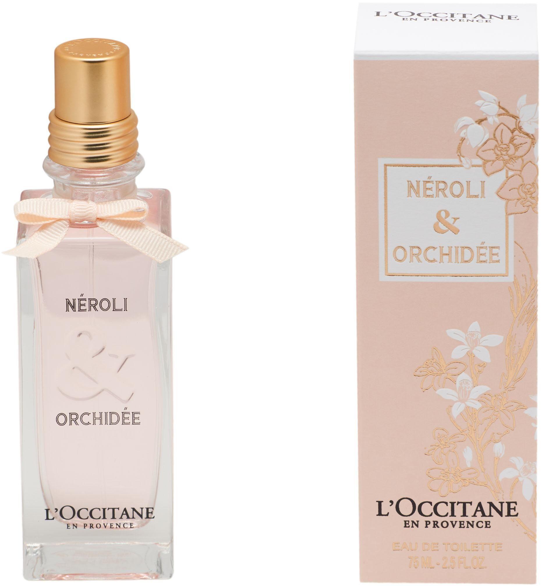 L'OCCITANE, »Néroli & Orchidée«, Eau de Toilette