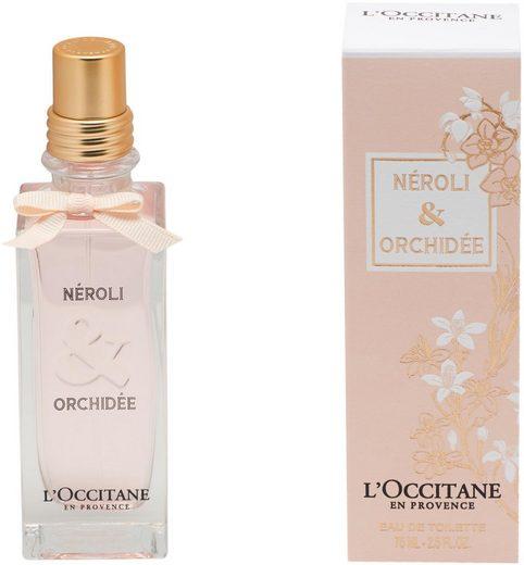 L'OCCITANE Eau de Toilette »Néroli & Orchidée«