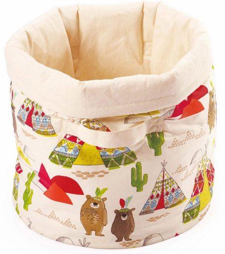 Käthe Kruse Aufbewahrungsbox für Kinder, »Bärenland Spielzeugtasche«