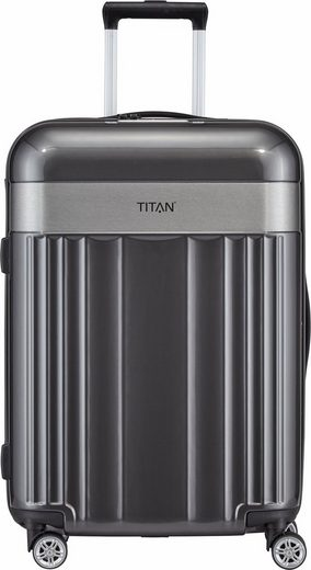TITAN® Hartschalen-Trolley »Sporlight Flash, 67 cm«, 4 Rollen