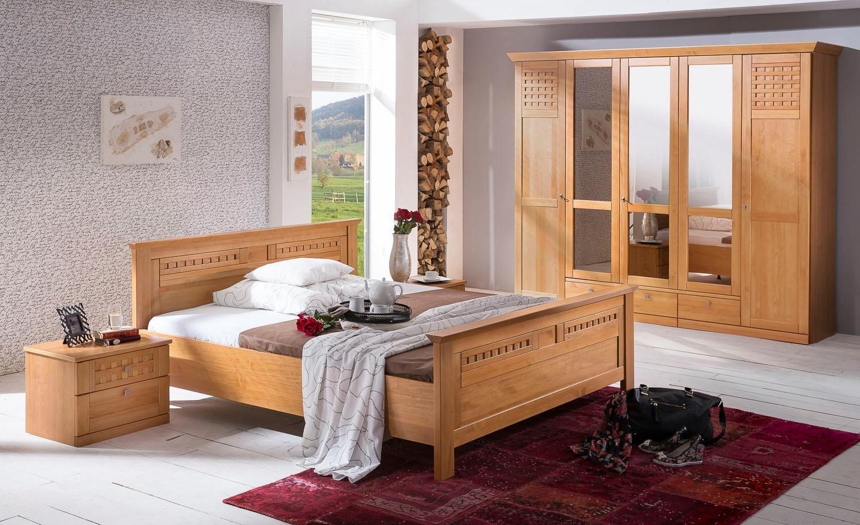 Bett »Romantika« in 3 verschiedenen Breiten
