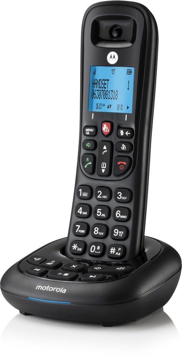 Motorola Telefon analog schnurlos »CD4011B«
