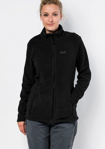 Jack Wolfskin Fleecejacke MIDNIGHT MOON WOMEN