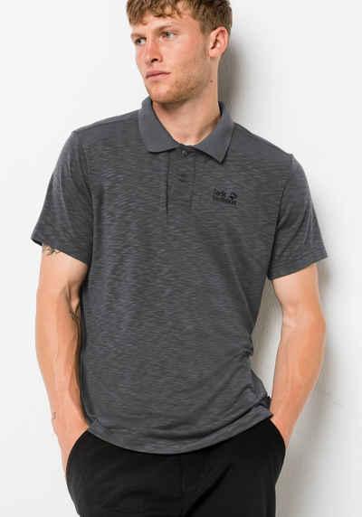 Jack Wolfskin Poloshirt »TRAVEL POLO MEN«