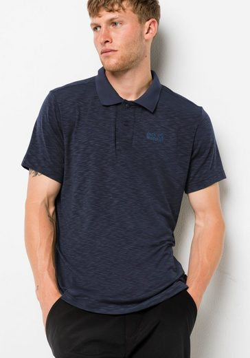 Jack Wolfskin Poloshirt TRAVEL POLO MEN