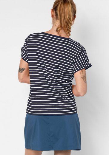Jack Wolfskin T-Shirt TRAVEL STRIPED T WOMEN