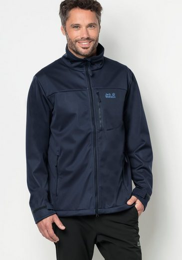 Jack Wolfskin Softshelljacke THE EMERALD MEN
