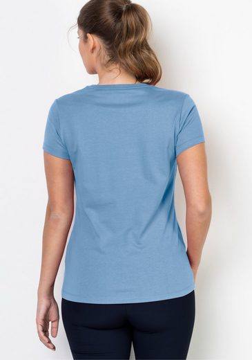 Jack Wolfskin T-Shirt ESSENTIAL T WOMEN