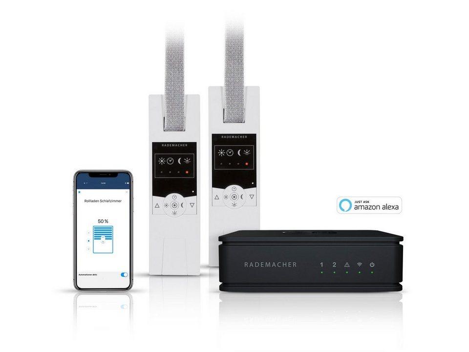 rademacher smart home homepilot elektrische gurtwickler aktionspaket schlafenszeit. Black Bedroom Furniture Sets. Home Design Ideas
