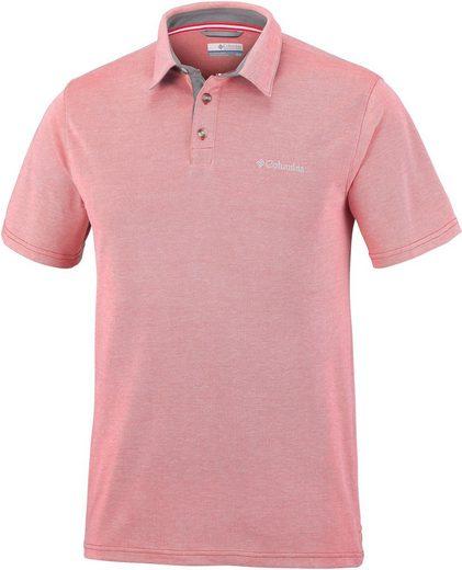 Columbia T-Shirt Nelson Point Polo Shirt Men