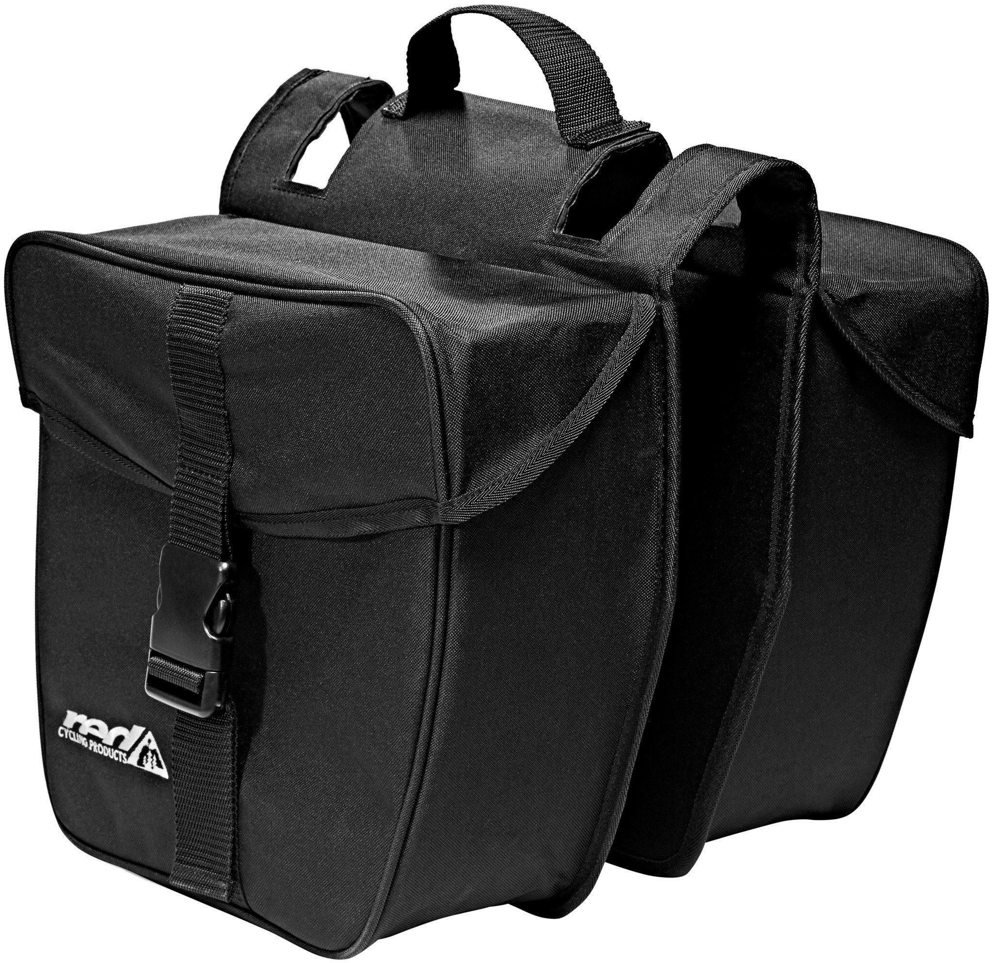 Red Cycling Products Gepäckträgertasche »Double Urban Bag Gepäckträgertasche«
