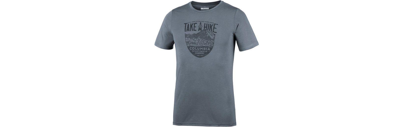 Columbia T-Shirt Laney Hill SS Tee Men Günstig Kaufen Breite Palette Von Rabatt Besuch yQhWOVWK