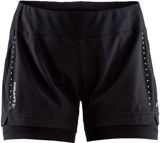 Craft Hose Essential 2-In-1 Shorts Women