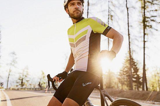 Löffler Radtrikot Hotbond RF FZ Bike Trikot Herren