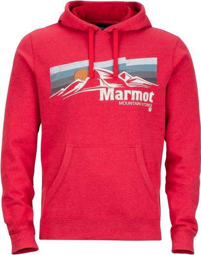 Marmot Pullover Sunsetter Hoody Men
