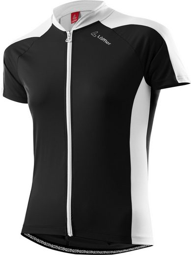 Löffler T-Shirt Pura FZ Bike Trikot Damen