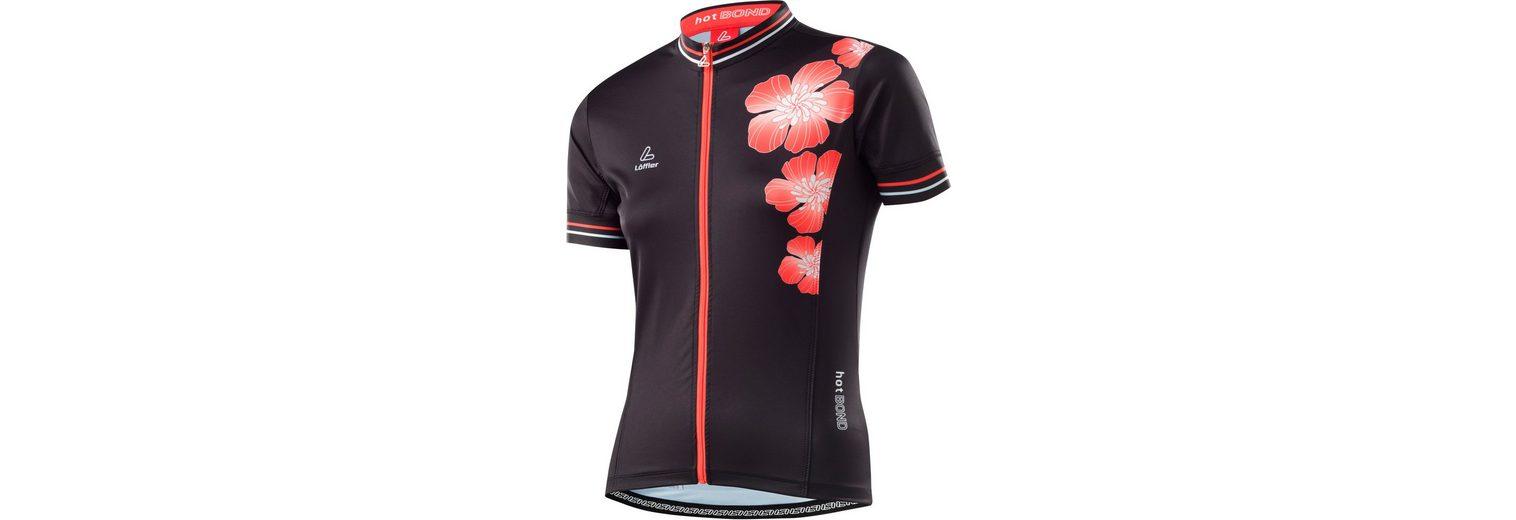 Löffler T-Shirt Hotbond FZ Bike Trikot Damen Billig Verkauf Nicekicks D6ox6n9