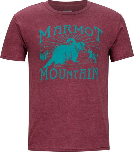 Marmot T-Shirt Sunrise SS Tee Men