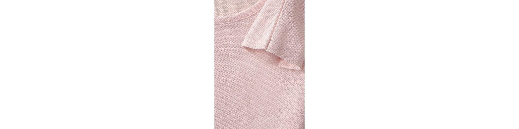 Steckdose Niedrigsten Preis Street One Shirt mit Chiffon Outlet Besten Großhandel NXgUay2f