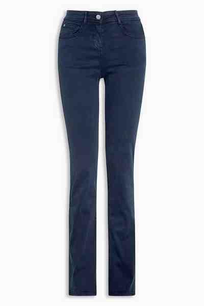 Next Bootcut-Jeans mit weicher Haptik