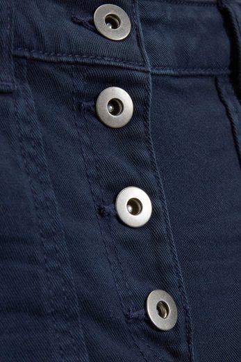 Next Shorts mit Knopfdetails