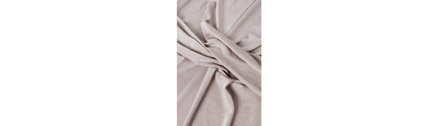 Next Drapiertes Kleid in Metallic Auslass qWNOoiC