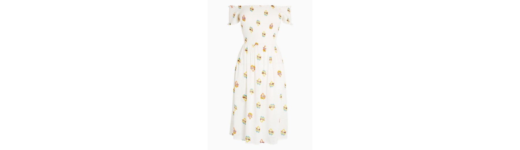 Next Bedrucktes Bardot-Kleid Freie Versandrabatte Discounter bde9KkpPte