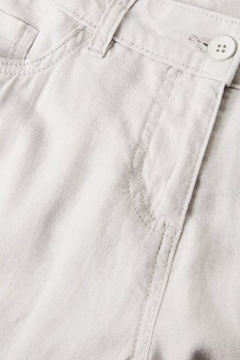 Next Tube Trousers From Linen Mixture