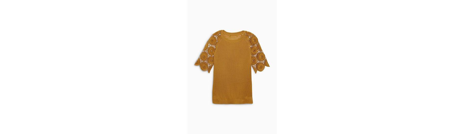 Next Pullover mit Spitzenärmeln Outlet Kaufen Billig Verkauf Für Schön Verkauf Countdown-Paket Verkauf Erhalten Zu Kaufen Outlet-Store srf0U