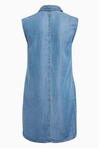 Next Kleid mit Knotendesign vorne