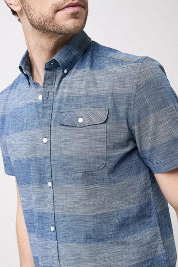 Next Striped Short-sleeved Shirt