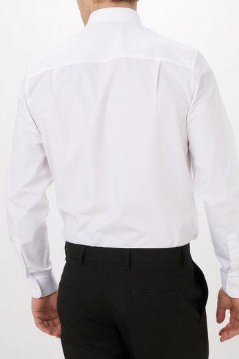 Next Hemd mit Krawatte und Einstecktuch im Set