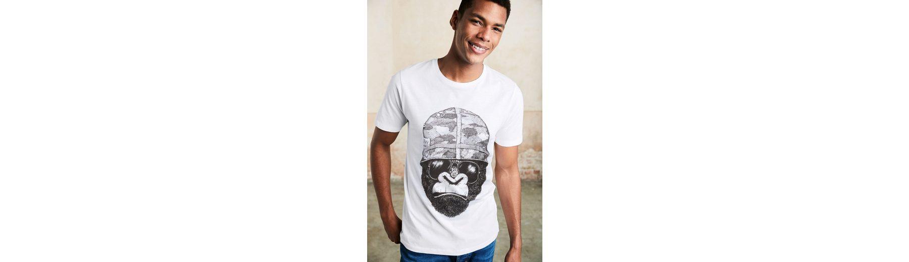 Next T-Shirt mit Gorilla-Print  Verkaufsschlager m8q54Tw