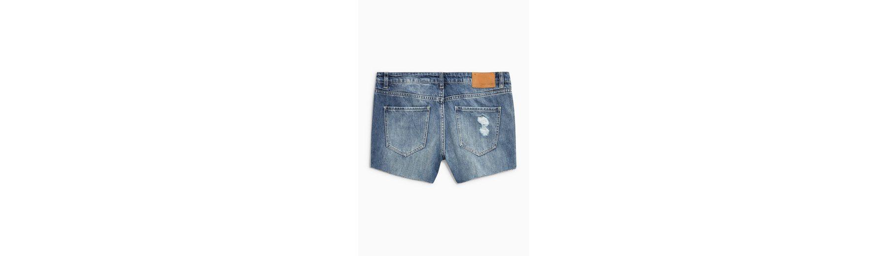 Next Denim-Shorts mit Fransensaum Günstig Kaufen In Deutschland Freie Verschiffen-Angebote Verkauf Neuer Stile Freies Verschiffen Bestes Geschäft Zu Bekommen EzgfisYy